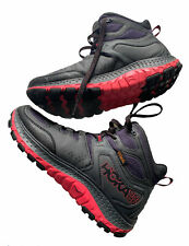 HOKA ONE ONE Tor Tech Mid WP 1012059 Women's Nightshade/Teaberry Size US 9