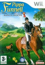 Pippa Funnell Ranch rescue Nintendo Wii 3+ Adventure virtual pet jeu