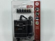 GE Universal DC Adapter and Battery Eliminator  Vehicle  Adapter Power Tops