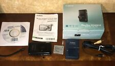 Canon PowerShot Digital ELPH SD1400 IS / IXUS 130 14.1 MP Digital Camera - Black