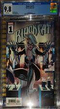 Black Cat #1 J. Scott Campbell CGC 9.8