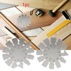 120-Degrees Angle Protractor Stainless Steel Practical Hanging Mini Bevel Gauge