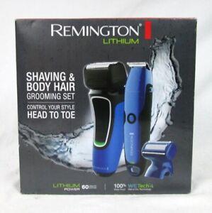 Remington PF7600PGHOL WaterProof Rechargeable Razor Shaving Body Hair & Grooming