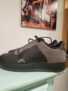 Nike air force 1 a cold wall