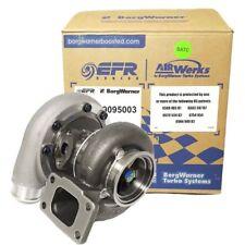 Borg Warner Turbo S257 S200 Sx-E P/N: 12769095003 w/ T3 .63 A/R w/ 90mm Vb exit