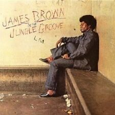 "James Brown ""in the Jungle Groove"" CD NUOVO"