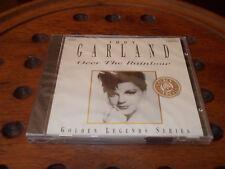 Judy Garland  - Over the Rainbow - Golden Legends Series Cd ..... New