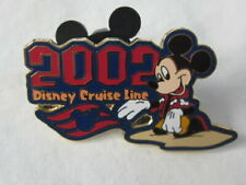 New ListingDisney Cruise Line Mickey Mouse Pin 2002