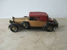 altes MATCHBOX Models of Yesterday Modellauto Y-15 1930 PACKARD VICTORIA