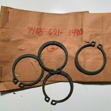 Stihl Chainsaw OEM 94556213490 Snap Rings (4)