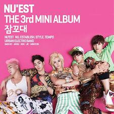 NU'EST [SLEEP TALKING] 3rd Mini Album CD+Photo Book+Photo Card K-POP SEALED