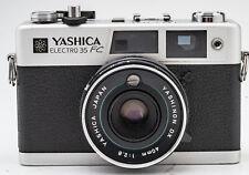 Yashica Electro 35 FC Sucherkamera Kamera - Yashinon-DX 1:2.8 40mm Optik