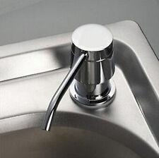 Novel Kitchen & Bathroom Sink Liquid Soap Lotion Storage Holder Bottle Dispenser