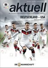 Länderspiel 10.06.2015 Deutschland - USA in Köln