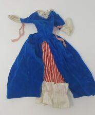 Mego Cher Doll Liberty Belle Dress Bob Mackie Clothes Vtg Rare
