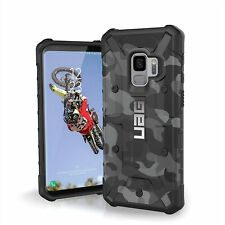 Urban Armor Gear (UAG) Samsung Galaxy S9+ Pathfinder Tough Case Cover Camo Black