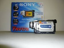 Classic Sony Handycam DCR-TRV17E Mini DV Camcorder