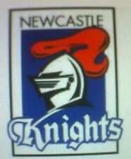Newcastle Knights NRL Team Sets **Various Years** Select/ESP/Dynamic