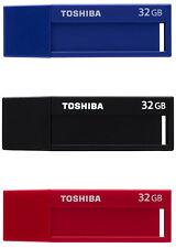 Pendrive 32GB Usb3.0 Toshiba Daichi pack 3 UDS Pgk02-a0013584