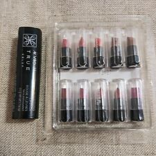 Avon True Color Lipstick Bundle-New in Sealed Pkg