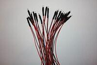 LED 3mm LEDs verkabelt 9V 12V 24V 15cm 30cm 60cm 120cm Kabel 3 mm sehr hell