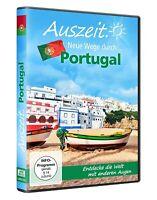 AUSZEIT. - NEUFE WEGE DURCH...PORTUGAL    DVD NEUF