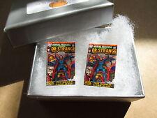 Dr Strange Comic Book Cover Cufflinks - Doctor Strange Marvel Comics Cuff links