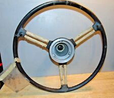 Austin Healey 100 6 3000 16 1/2 Inch Banjo Adjustable Steering Wheel-Solid -#1