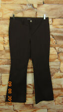 Womens Coffee Brown INC International Concepts  Pants Size 12  35 x 33