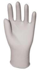 Powder-Free Synthetic Examination Vinyl Gloves, Medium, Cream 100/Box 2 Pack