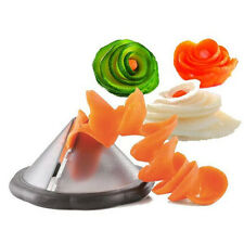 Spiral Vegetable Slicer Cooking Kitchen Tools Fruit Carving Roll Spiral Cutter