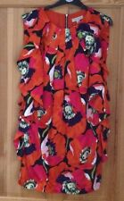 Ted Baker Short Sleeve Floral Regular Size Dresses for Women