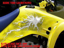 Invision décor Graphic Kit ATV suzuki ltr 450 ltz400 ltz250 ride the Lightning B