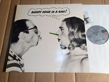 THE BUDDY ODOR STOP - BUDDY ODOR IS A GAS! - LP - ENGLAND 1979 (DI1520)