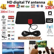 200Mile Range Antenna TV Digital HD Skylink 4K Antena LAN-1071 ATSC/DVB-T2 1080P