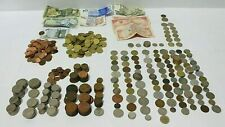 More details for over 4 kg uk & foreign unsorted coins & banknotes