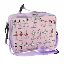 Ballet Design Lunch Bag