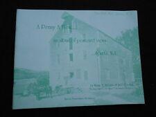 A Penny A View Album Postcard Views SPARTA NJ Wayne McCabe Kate Gordon SIGNED