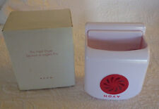 Avon Pro Nail Dryer Battery Operated Nib New White