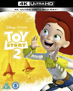 Toy Story 2 (US IMPORT) BLU-RAY NEW