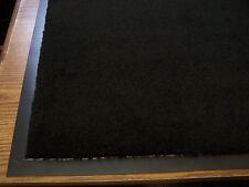 """Entrance mat commercial black 36""""x60"""" indoor outdoor heavy duty door floor mat"""