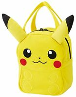 Skater die cut bag sweat material Pokemon Pikachu KNBD1