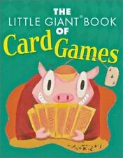 The Little Giant Book of Card Games (Little Giant Books)  Paperback