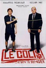 BRAND NEW DVD // Return To Sender / Le Colis // GILDOR ROY , EMMMANUEL BILODEAU