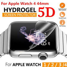 5D Hydrogel Soft TPU Screen Protector Film For Apple iWatch Series 5 & 4 44mm
