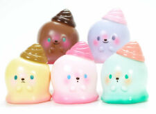 Kawaii Designer Vinyl Art Toy Icey Baby Kaiju Ice Cream Monster 1 Random Figure