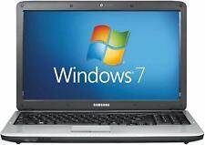 "Samsung RV510 15.6"" Intel Dual Core 4GB RAM 160GB HDD WINDOWS 7 LAPTOP WIFI DVD"