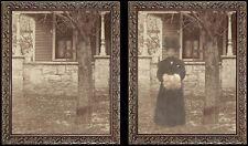 Haunted Memories portrait effet 3D lenticular 20x25 The Restless Spirit Shadow