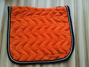 hochwertige Esperado Schabracke DL * orange