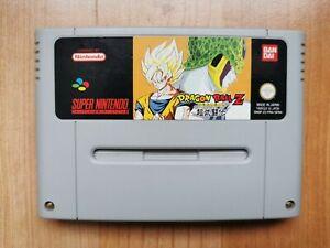 Super Nintendo Jeu Dragon Ball Z